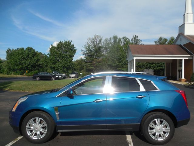 2010 Cadillac SRX Luxury Collection Leesburg, Virginia 7