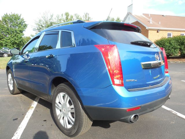 2010 Cadillac SRX Luxury Collection Leesburg, Virginia 4