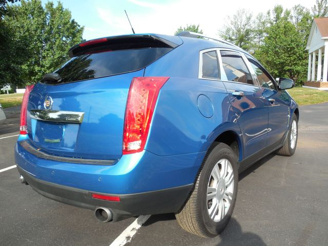 2010 Cadillac SRX Luxury Collection Leesburg, Virginia 5
