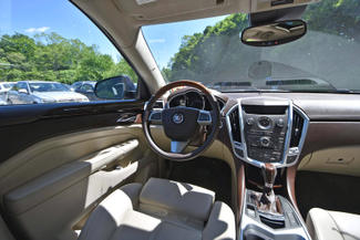 2010 Cadillac SRX Luxury Collection Naugatuck, Connecticut 15
