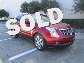 2010 Cadillac SRX Performance Collection Plano, Texas