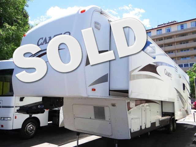 2010 Carriage Cameo 36FWS Full Wall Slide | Colorado Springs, CO | Golden's RV Sales in Colorado Springs CO