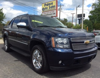 2010 Chevrolet Avalanche LTZ CHARLOTTE, North Carolina