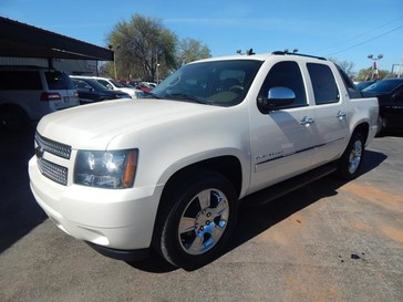 2010 Chevrolet Avalanche LTZ in Chickasha,
