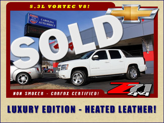 2010 Chevrolet Avalanche LT 4x4 Z71 OFF ROAD - LUXURY EDITION! Mooresville , NC