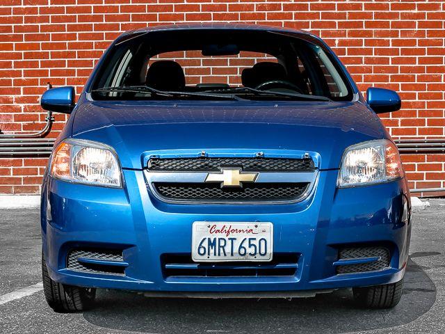 2010 Chevrolet Aveo LT w/1LT Burbank, CA 2