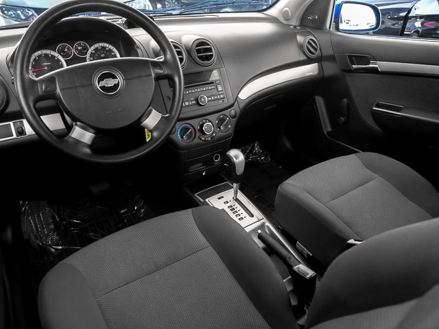 2010 Chevrolet Aveo LT w/1LT Burbank, CA 9
