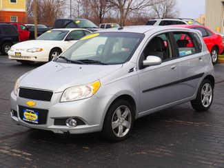 2010 Chevrolet Aveo LT w/2LT | Champaign, Illinois | The Auto Mall of Champaign in  Illinois