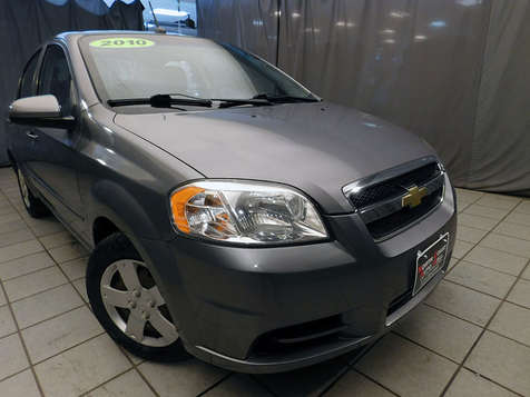 2010 Chevrolet Aveo LT w/1LT As low as $599 DOWN in Cleveland, Ohio
