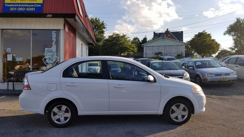 2010 Chevrolet Aveo LT w1LT  in Frederick, Maryland