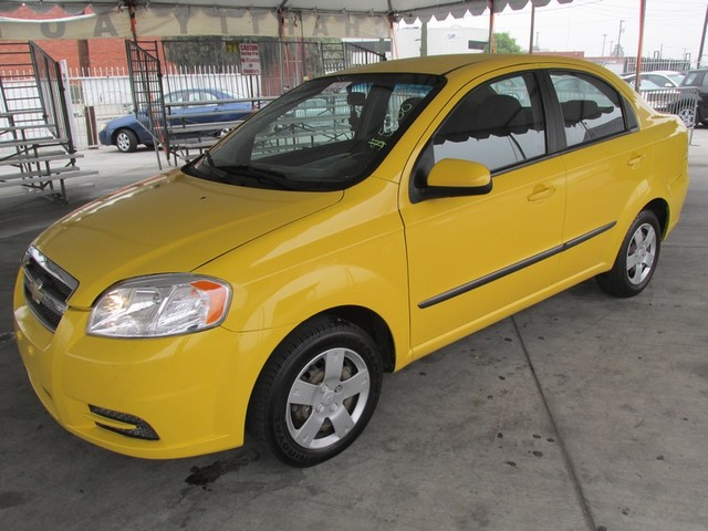 2010 Chevrolet Aveo LT w1LT This particular vehicle has a SALVAGE title Please call or email to c