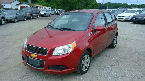 2010 Chevrolet Aveo LT w/1LT in Harwood, MD