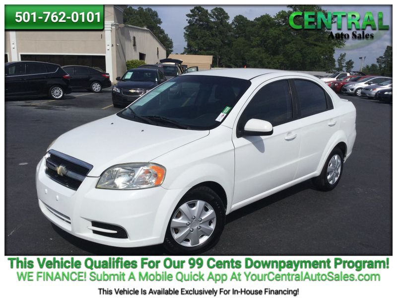 2010 Chevrolet Aveo LT w/1LT | Hot Springs, AR | Central Auto Sales in Hot Springs AR