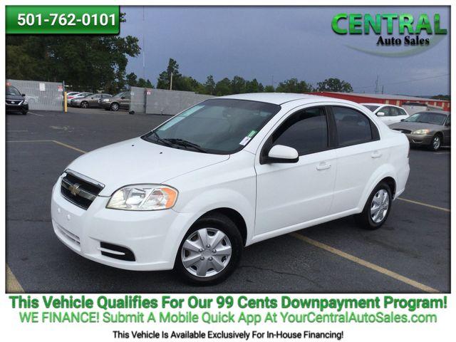 2010 Chevrolet Aveo LT w/1LT | Hot Springs, AR | Central Auto Sales in Hot Springs AR