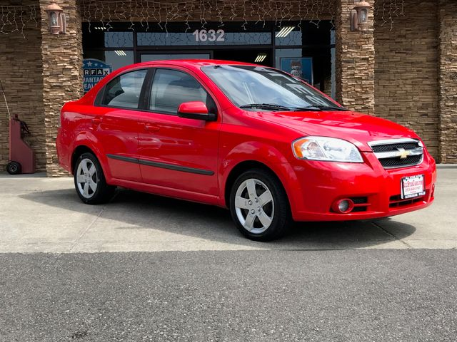 2010 Chevrolet Aveo 2LT New Price Victory Red 2010 Chevrolet Aveo 2LT FWD 4-Speed Automatic ECOTE