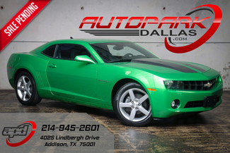 2010 Chevrolet Camaro 1LT Synergy Special Edition in Addison TX