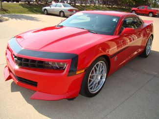 2010 Chevrolet Camaro 2SS Hendrick Performance LS3 Super Charged Package Bettendorf, Iowa 33