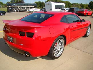 2010 Chevrolet Camaro 2SS Hendrick Performance LS3 Super Charged Package Bettendorf, Iowa 26