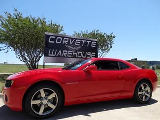 2010 Chevrolet Camaro Coupe 2LT Auto, Sunroof, Polished Wheels 115k! in Dallas Texas
