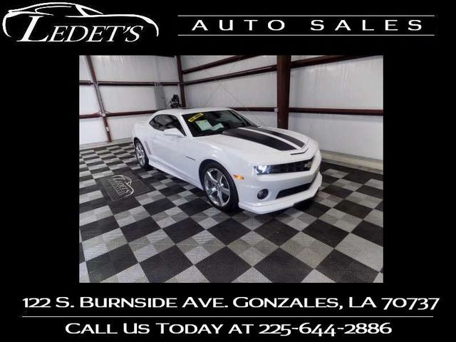 2010 Chevrolet Camaro SS - Ledet's Auto Sales Gonzales_state_zip in Gonzales Louisiana