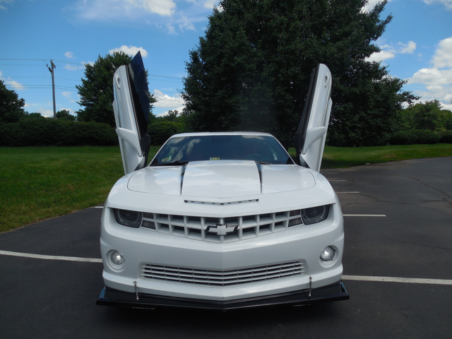 2010 Chevrolet Camaro 2SS Leesburg, Virginia 9