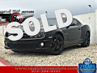 2010 Chevrolet Camaro 2SS | Lewisville, Texas | Castle Hills Motors in Lewisville Texas