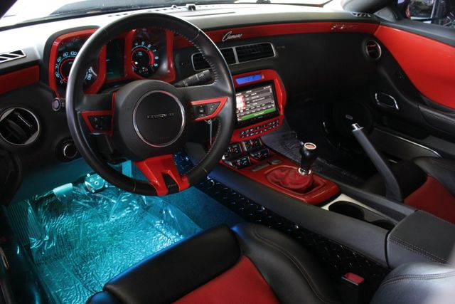2010 Chevrolet Camaro 2SS RS - CUSTOM BUILD - 454 - $150k COST Mooresville , NC 5