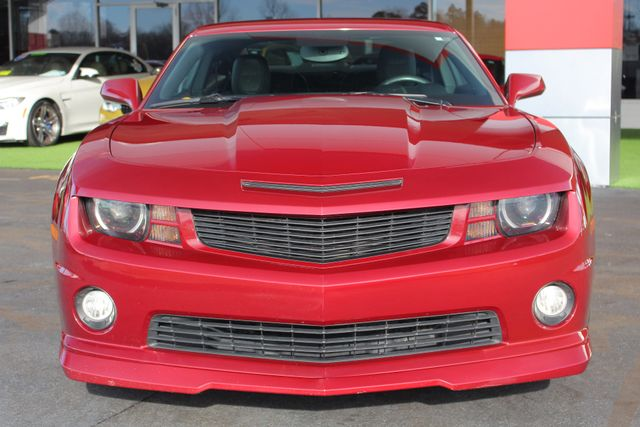 2010 Chevrolet Camaro 2SS RS - SUNROOF - GROUND EFFECTS! Mooresville , NC 17