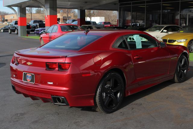 2010 Chevrolet Camaro 2SS RS - SUNROOF - GROUND EFFECTS! Mooresville , NC 26