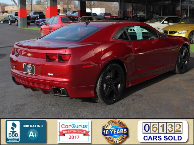 2010 Chevrolet Camaro 2SS RS - SUNROOF - GROUND EFFECTS! Mooresville , NC 2