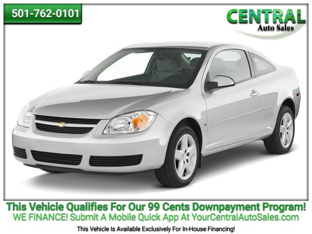 2010 Chevrolet Cobalt LT w/2LT | Hot Springs, AR | Central Auto Sales in Hot Springs AR