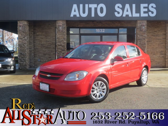 2010 Chevrolet Cobalt LT w1LT The CARFAX Buy Back Guarantee that comes with this vehicle means th
