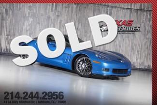 2010 Chevrolet Corvette Z16 Grand Sport Jetstream Blue 6-Speed in Addison