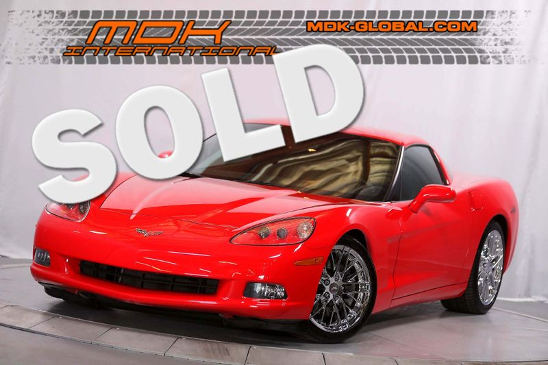 2010 Chevrolet Corvette w2LT - 1 Owner - LS3  city California  MDK International  in Los Angeles, California