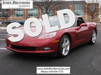 2010 Sold Chevrolet Corvette w/1LT Conshohocken, Pennsylvania