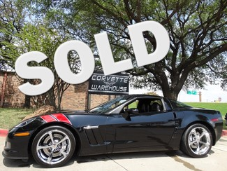 2010 Chevrolet Corvette Z16 Grand Sport 3LT, NPP, Heritage, Chromes, 19k! Dallas, Texas