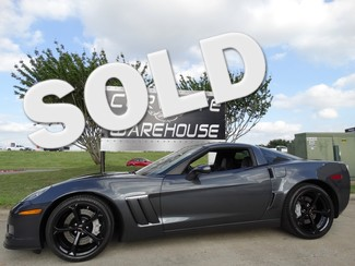 2010 Chevrolet Corvette Z16 Grand Sport 3LT, NAV, NPP, Black Wheels, 10k! Dallas, Texas