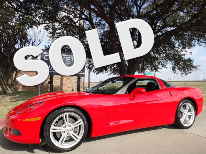 2010 Chevrolet Corvette Coupe 6 Speed, Alloys, One-Owner, Only 5k!
