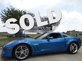 2010 Chevrolet Corvette Z16 Grand Sport 3LT, NAV, MagnaFlow, Chromes 45k! in Dallas Texas