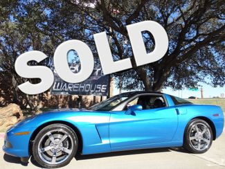 2010 Chevrolet Corvette Coupe 2LT, TT Seats, Glass Top, Corsa, Chromes 7k! | Dallas, Texas | Corvette Warehouse  in Dallas Texas