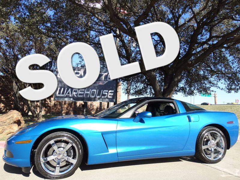 2010 Chevrolet Corvette Coupe 2LT, TT Seats, Glass Top, Corsa, Chromes 7k! | Dallas, Texas | Corvette Warehouse