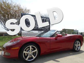 2010 Chevrolet Corvette Convertible 2LT, Auto, F55, Chromes 45k!   Dallas, Texas   Corvette Warehouse  in Dallas Texas
