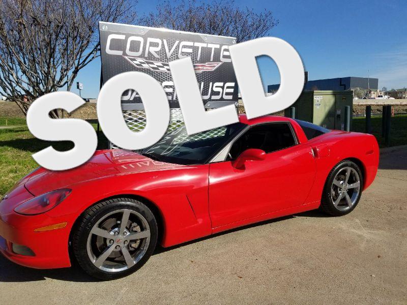 2010 Chevrolet Corvette Coupe 3LT, Auto, NAV, NPP, Chromes 126k | Dallas, Texas | Corvette Warehouse