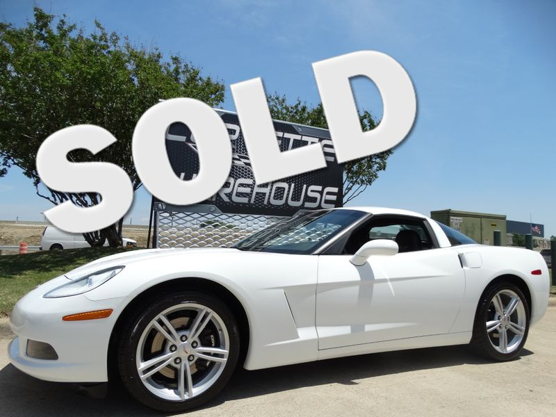 2010 Chevrolet Corvette Coupe 3LT, Auto, NPP, Alloys 3k! | Dallas, Texas | Corvette Warehouse