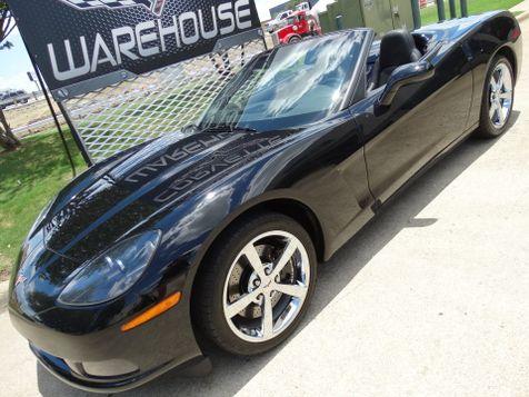 2010 Chevrolet Corvette Convertible 3LT, F55, NAV, NPP, Chromes 11k!   Dallas, Texas   Corvette Warehouse  in Dallas, Texas