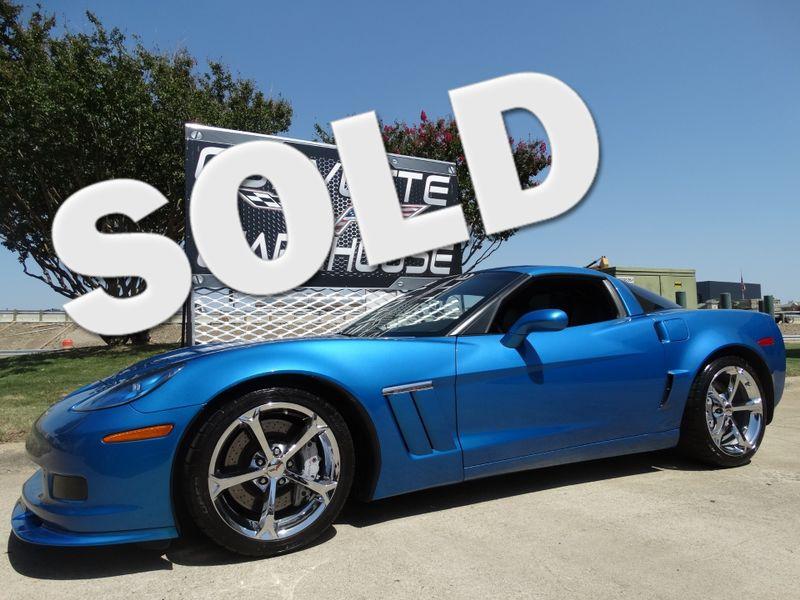 2010 Chevrolet Corvette Z16 Grand Sport 3LT, NAV, NPP, Chromes 52k! | Dallas, Texas | Corvette Warehouse