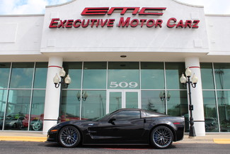 2010 Chevrolet Corvette ZR1 w/3ZR in Grayslake, IL