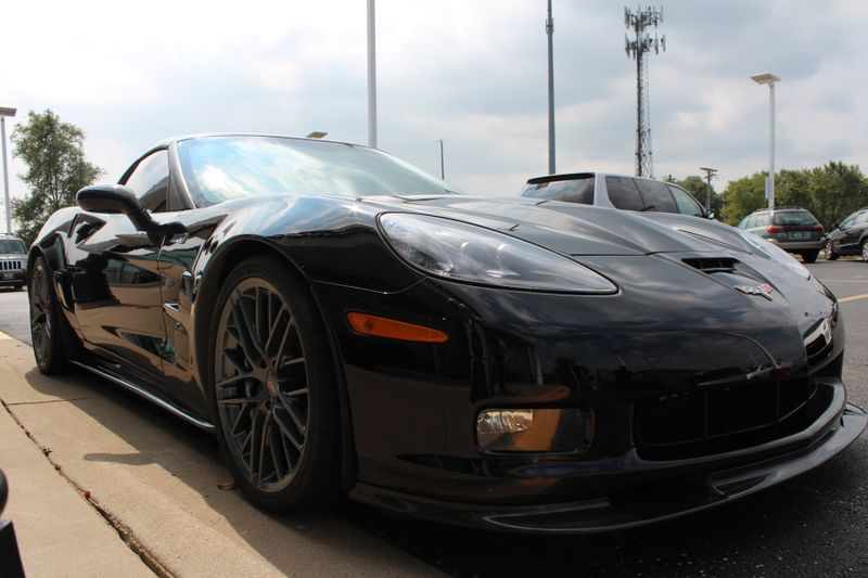 2010 Chevrolet Corvette ZR1 w3ZR  Lake Bluff IL  Executive Motor Carz  in Lake Bluff, IL