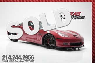 2010 Chevrolet Corvette Z16 Grand Sport 3LT Supercharged  With Many Upgrades in Carrollton