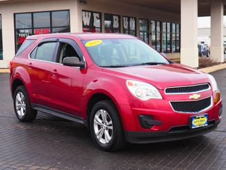 2010 Chevrolet Equinox LS | Champaign, Illinois | The Auto Mall of Champaign in  Illinois